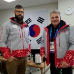 Second Olympic experience for Robert Boileau