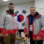 Seconde expérience olympique pour Robert Boileau