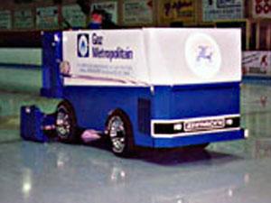 FuelMaker Zamboni